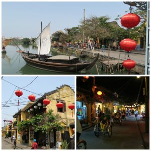 Hoi An's Old Town is beautiful and attracts a lot of tourists