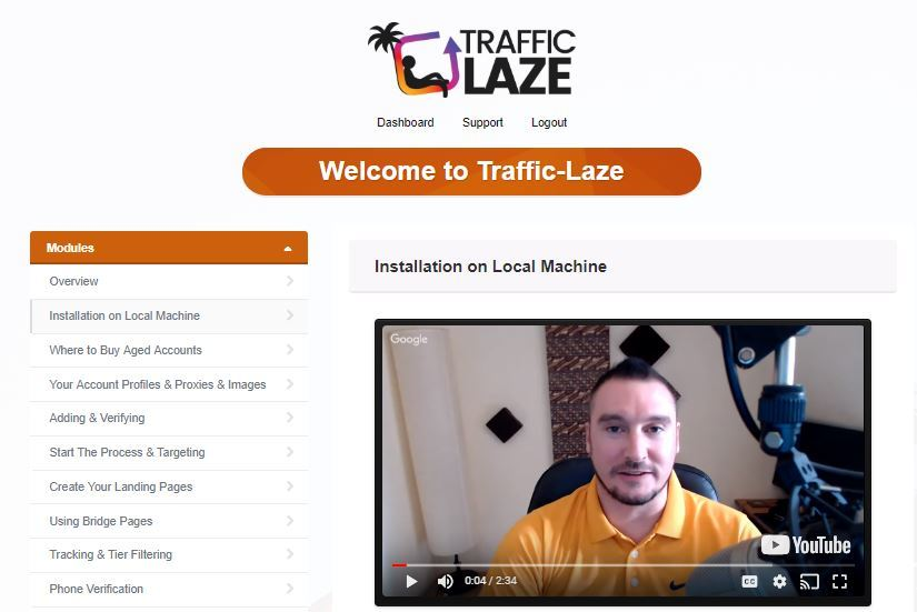 traffic laze review 1