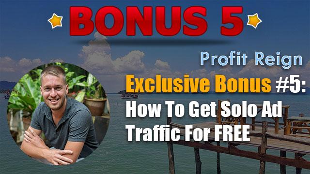 profit reign review bonus 5