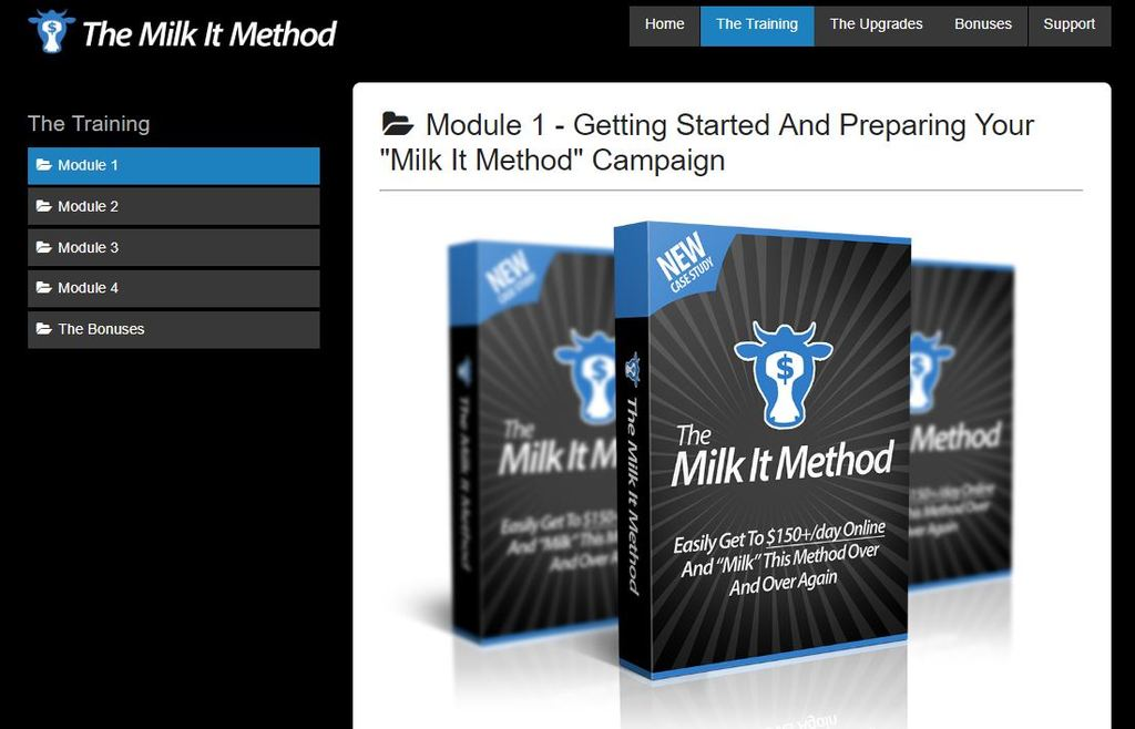 the milk it method review 2