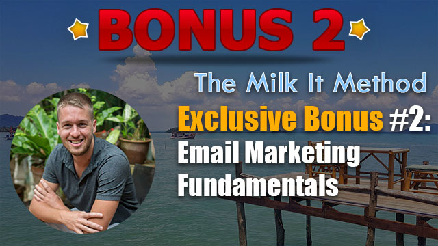 the milk it method review bonus 2