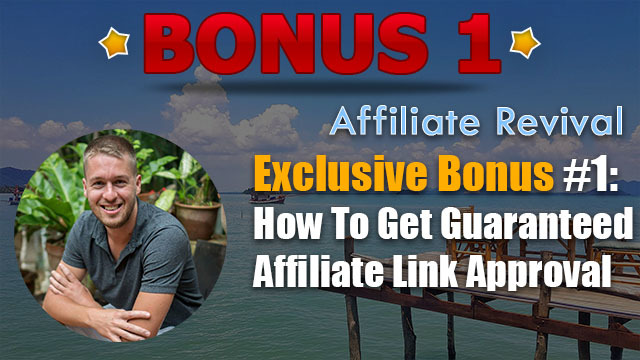 affiliate revival review bonus 1