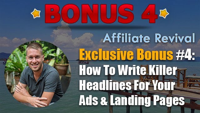affiliate revival review bonus 4
