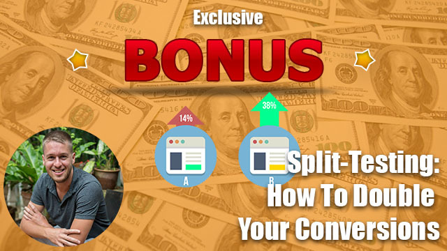 internet marketing alphabet review bonus 5 split testing